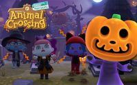 Halloween Animal Crossing: New Horizons!