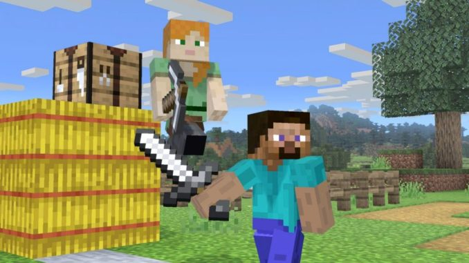 STEVE AND ALEX FROM MINECRAFT TO JOIN THE CAST OF SUPER SMASH BROS. ULTIMATE