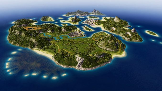 Tropico 6 island