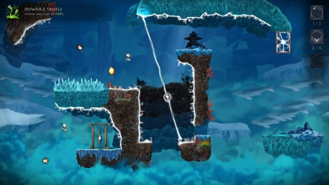 evergate gameplay review thistle nintendo switch