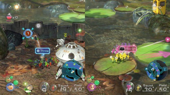 Pikmin 3 Dx VS