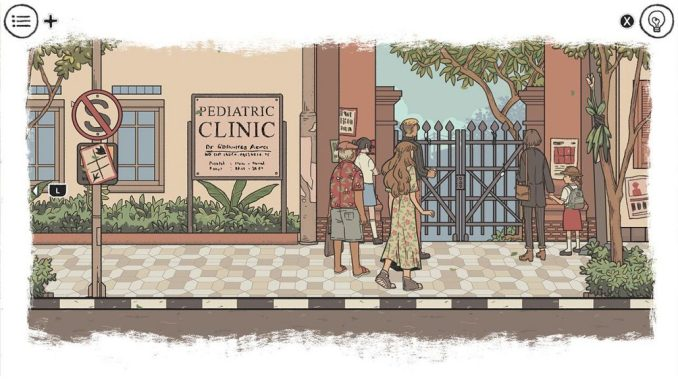 When The Past Was Around Clinic