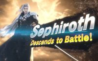 Sephiroth Smash Bros. Ultimate
