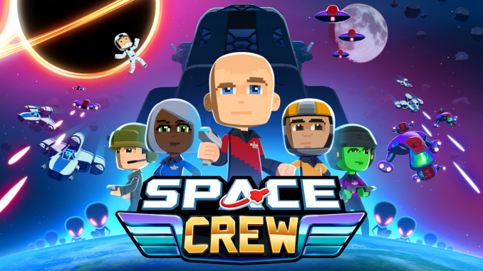 space crew page