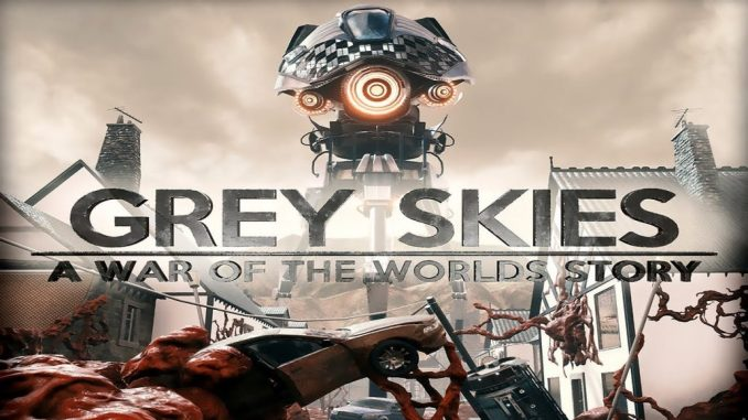 Gray Skies: A War of the Worlds Story