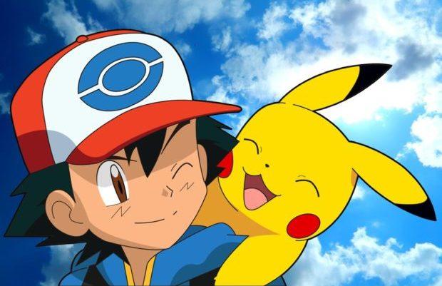 Pokémon - ash