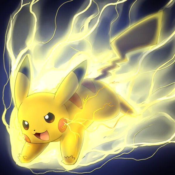 Pokémon - electricity