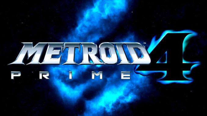 E3 2021 metroid prime 4