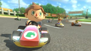 Mario Kart 8 Animal Crossing DLC