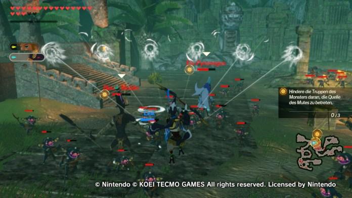 Hyrule Warriors Zeit Der Verheerung Die Epische Schlacht Um Hyrule Seite 2 Von 3 Nintendo Connect