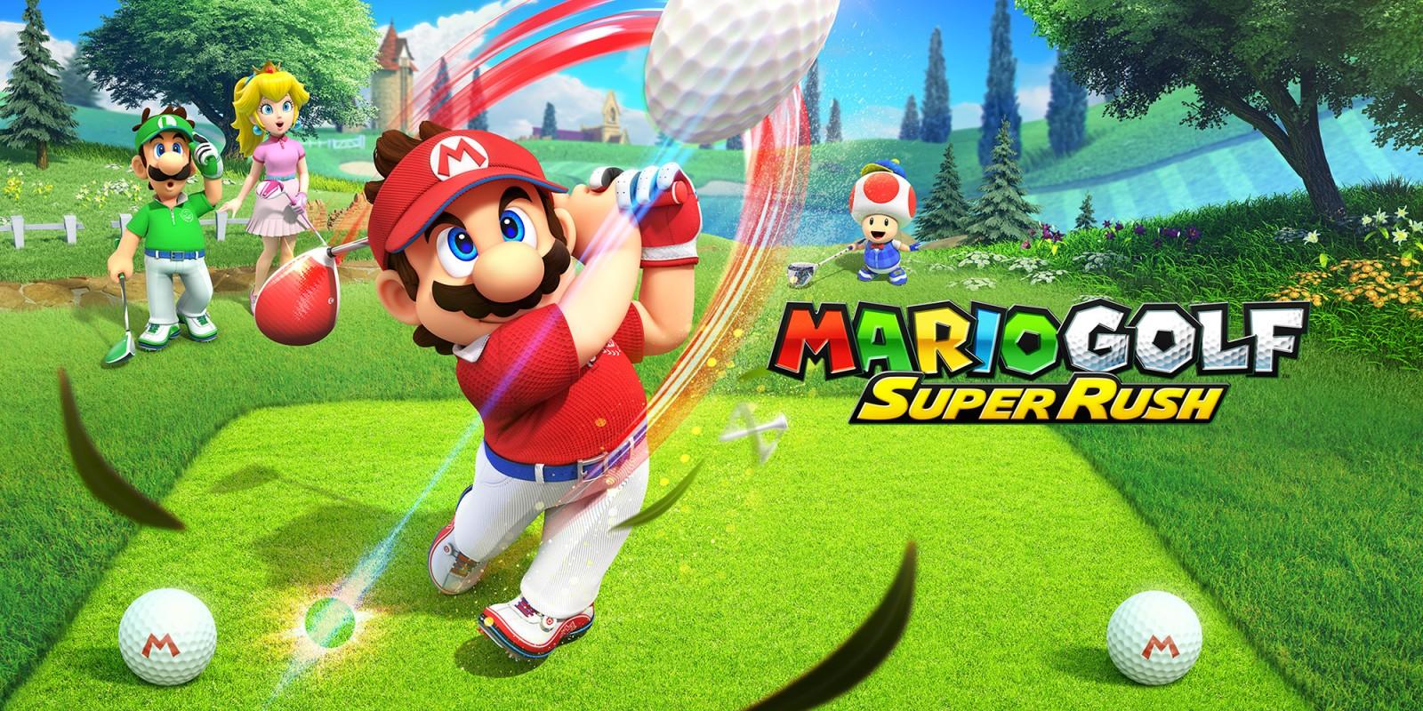 Exklusive Trinkflasche zu Mario Golf: Super Rush erhältlich • Nintendo Connect
