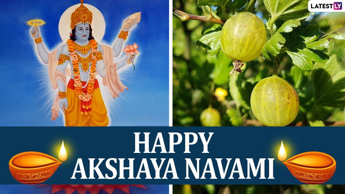 నేడు అక్షయ నవమి - Akshaya Navami