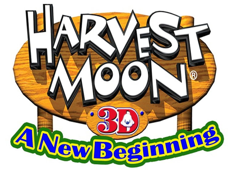 Harvest Moon 3D : A New Beginning en français...