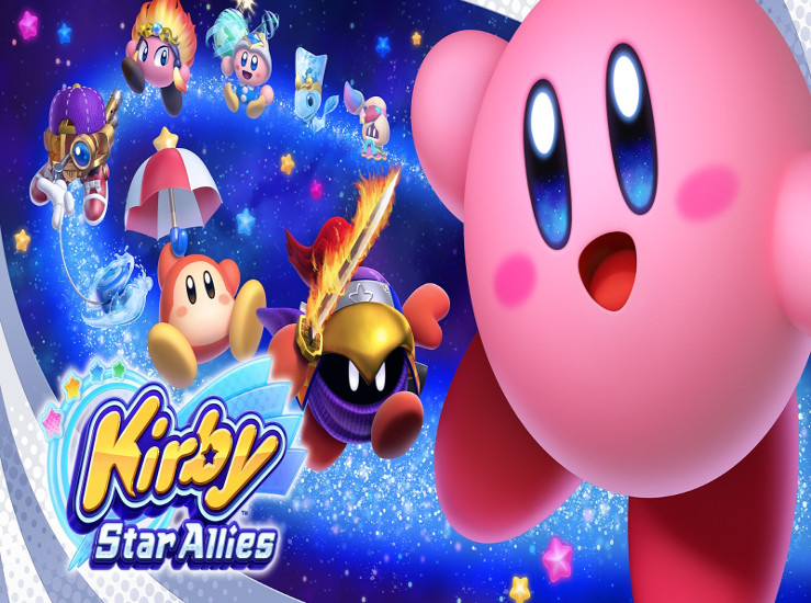 Kirby Star Allies, des concept-arts...