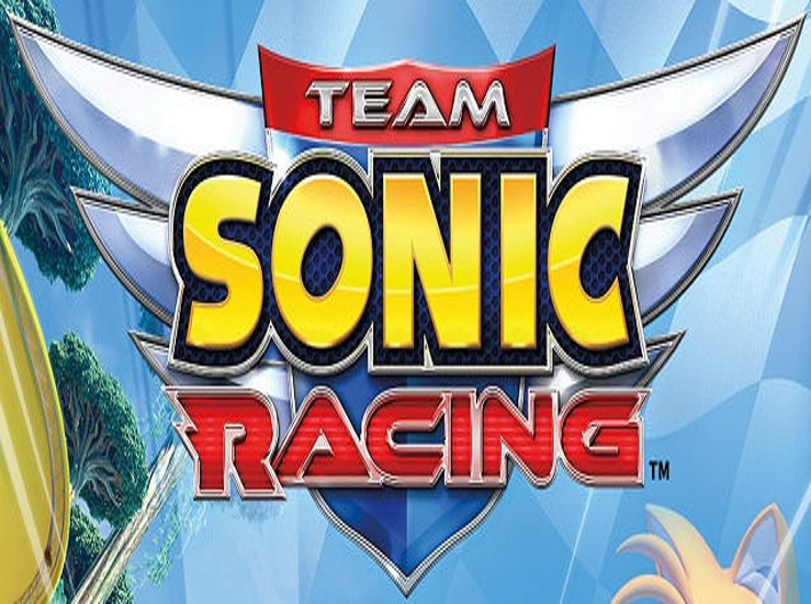 Team Sonic Racing en mouvement...