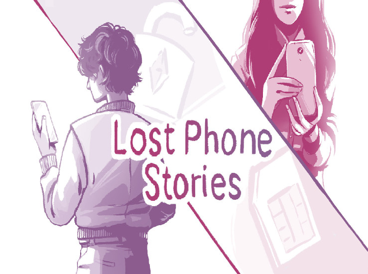Lost Phone Stories arrive sur Switch...