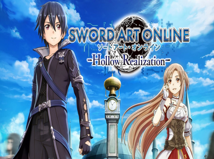 Sword Art Online: Hollow Realization se lance en vidéo...