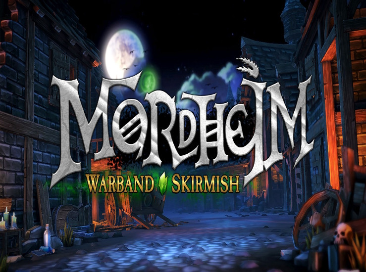 Mordheim: Warband Skirmish sur Switch...