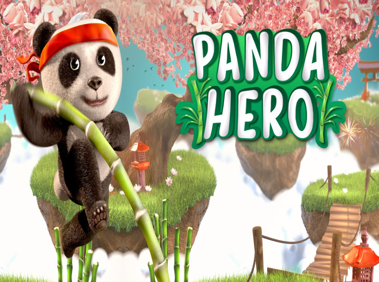 Panda Hero s'anime sur Switch...