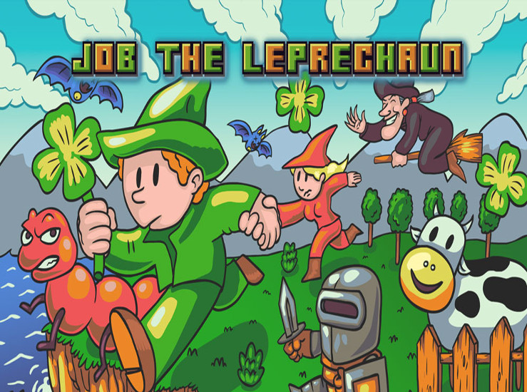 Job the Leprechaun, une version Switch...