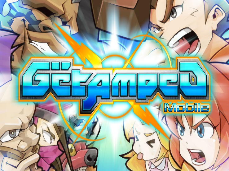 GetAmped Mobile disponible sur Switch...