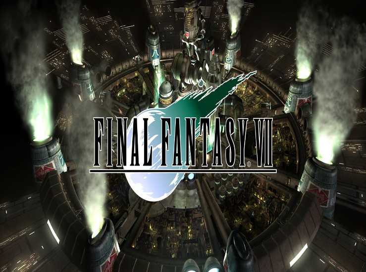 Final Fantasy VII en images...