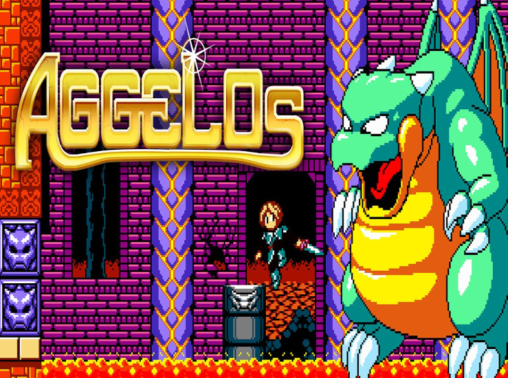 Aggelos arrive sur Nintendo Switch...