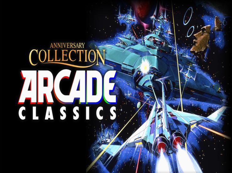 Arcade Classics Anniversary Collection se met à jour...