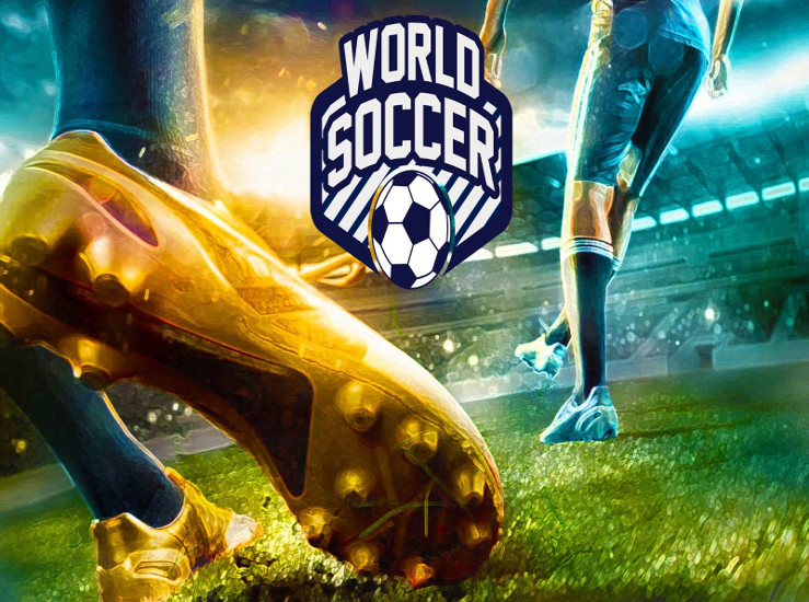 World Soccer arrive sur Switch...