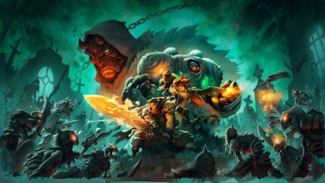 Battle Chasers: Nightwar – Vídeo com gameplay