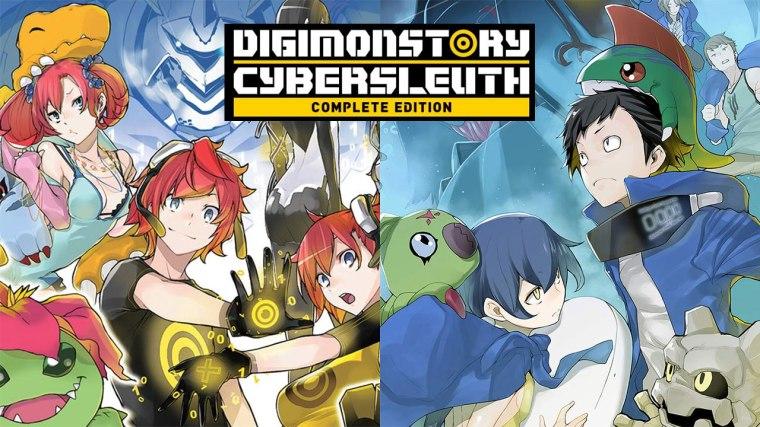 Resultado de imagem para Digimon Story Cyber Sleuth: Complete Edition