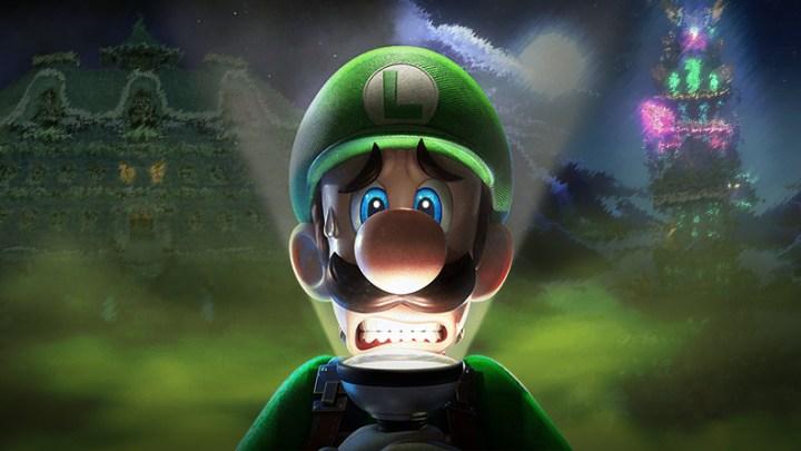 As origens da série Luigi's Mansion