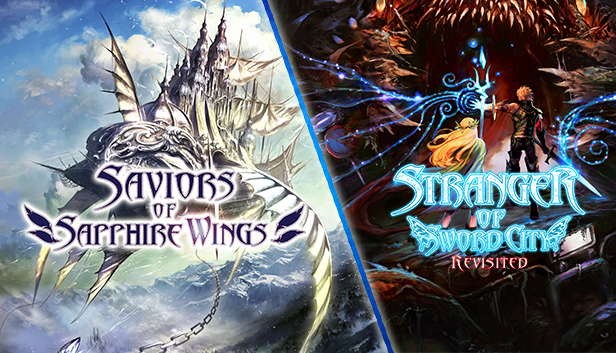 Saviors of Sapphire Wings/Stranger of Sword City Revisited | Novo trailer apresenta os novos recursos em Stranger of Sword City Revisited