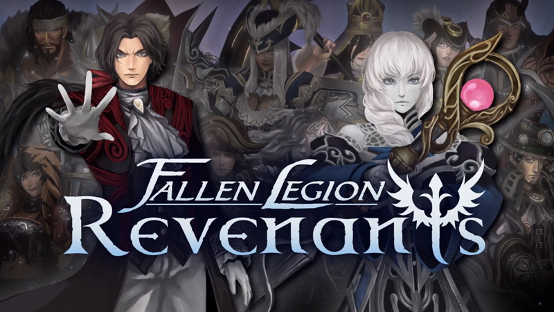 Fallen Legion Revenants | Demo estará disponível hoje na eShop do Nintendo Switch; Novo trailer