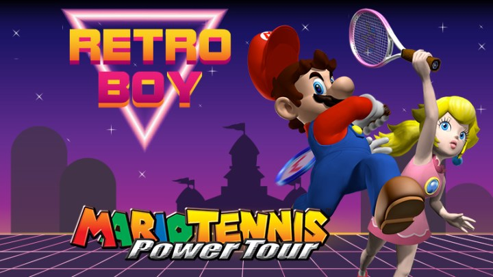 RetroBoy | Mario Tennis: Power Tour