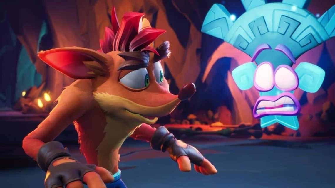 Crash Bandicoot 4: It's About Time   Comparação gráfica entre as versões de Nintendo Switch e PlayStation 4 Pro