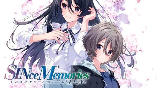 Mages. anuncia a Visual Novel SINce Memories: Off the Starry Sky para o Nintendo Switch