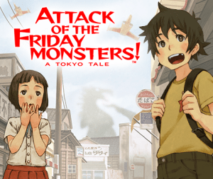 Nindies Celebration Sale Attack of the Friday Monsters A Tokyo Tale
