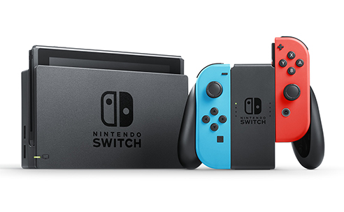Nintendo FY3/2017 Nintendo Switch