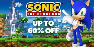 Nintendo eShop Downloads Europe Sonic Sale 2017