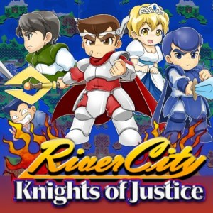Nintendo eShop Downloads Europe River City Knights of Justice