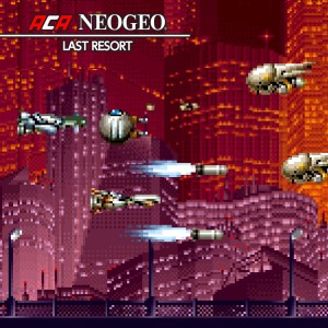 Nintendo eShop Downloads Europe ACA NeoGeo Last Resort