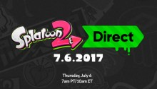 Splatoon 2 Direct