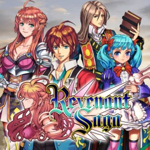 Nintendo eShop Downloads Europe Revenant Saga