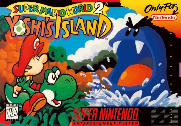 Nintendo Classic Mini Super Nintendo Entertainment System Super Mario World 2 Yoshi's Island