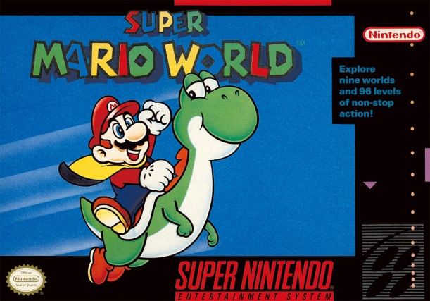 Nintendo Classic Mini Super Nintendo Entertainment System Super Mario World