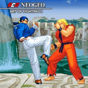 Nintendo eShop Downloads Europe ACA NeoGeo Art of Fighting 3
