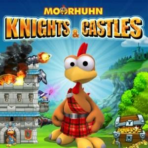 Nintendo eShop Downloads Europe Moorhuhn Knights & Castles