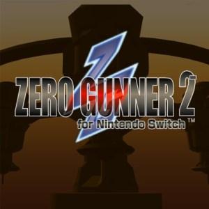 Nintendo eShop Downloads Europe Zero Gunner 2- for Nintendo Switch