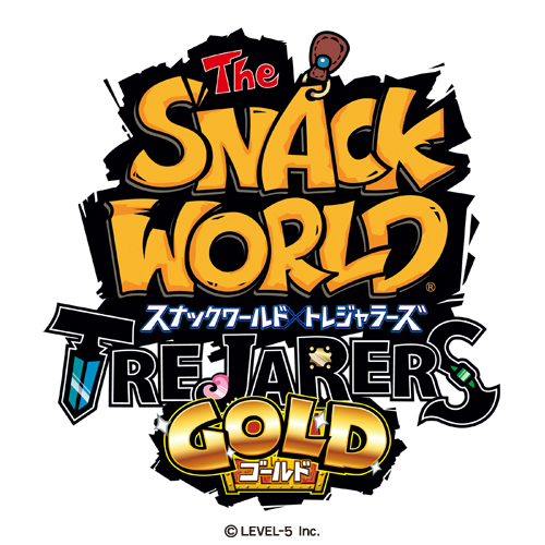 Snack World Trejarers Gold